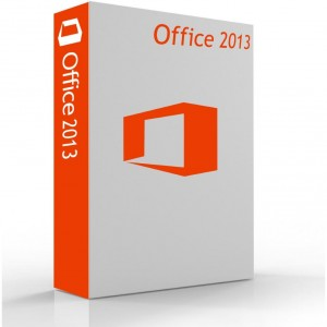 Boite office 2013